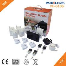 Larger kits GSM Home Wireless alarm system with Spanish, Russian, German, English,German language PH-G1