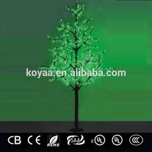 2.5m led maple Christmas tree light Koyaa ZX-1152