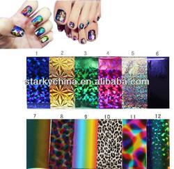 2014 Hot Sell nail decoration,Professional Nail Beauty,Nail Foil