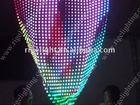LED Soft/Flexible Grid Display Screen P55mm