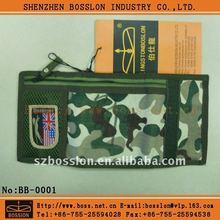 Military Army Fashion Purse Wallet