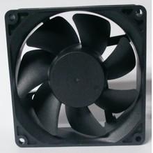 120*120*38mm 5/12/24v high velocity dc fan for greenhouse equipment