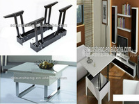 Folding mechanism for table/Function table mechanism/dining table lifting B12