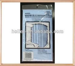 New fashion cheap leopard shower curtains stocks A6312 high