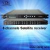 ird decoder(8 channel satellite receiver)