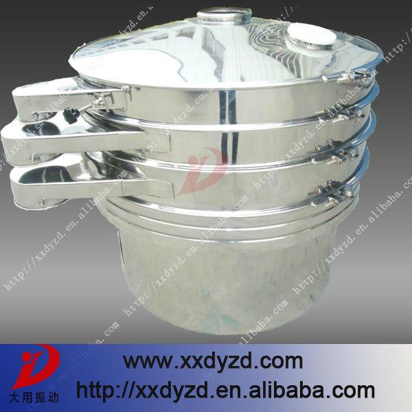 Professional Powder Vibratory Sieve Machine