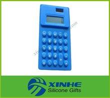 2014 8 digits silicone waterproof calculator