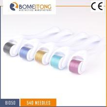HOT Titanium micro needle / derma roller / skin needle roller