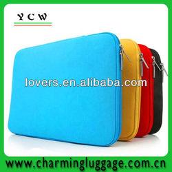Neoprene 15.5 inch laptop sleeve wholesale