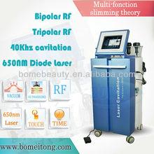 2012 New desgin lipo laser rf vacuum ultrasonic liposuction equipment