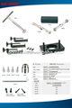 Kit outil de démontage pour common rail pompes
