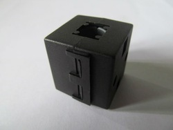 rectangle shape ferrite split core computer accessory