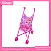 808-45 new design affordable girls toy educational children pink doll stroller prams for kids