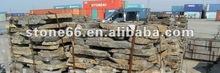 Al azar de basalto azulejo/losa de cuarcita