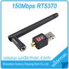 Mini 150Mbps Ralink 5370 USB WiFi Dongle / Mini Ralink RT5370 Wireless USB Adapter