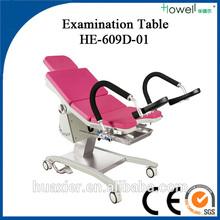 General Medical Equipment / Gynecology Examination Bed / Portable Gynecology Examination Chair