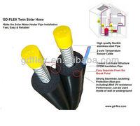 """dn16(3/4"""") pre insulated twin solar hose"""