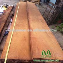 S4S Natural top quality Burma Teak Sawn Timber/ Wood Lumber for home furnishing