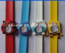 2012 New Silicone wristband usb Watch 16GB