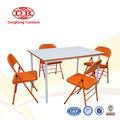 estilo americano de metal moderno mueblesdecomedor mesa de comedor y sillas de comedor