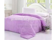 Geeroom cheap micro soft home hotel bedding set 4 piece