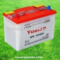 12v 70ah de plomo ácido seco de la baterí