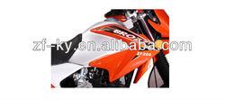 NXR dirt bike