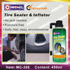 Tire(Tyre) Sealer and Inflator