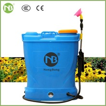 AMAZING PRICE!! 16L Agriculture electric mist battery operated fruit tree power sprayer