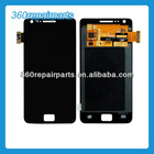 for samsung galaxy s2 i9100 lcd and digitizer assembly