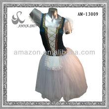 ANNA SHI 2013 nouveau tutu de danse adulte de conception ecologique Ballet Giselle