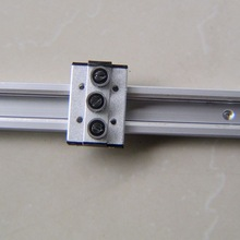 OSG-40 Dual Shaft Rail Linear Guide