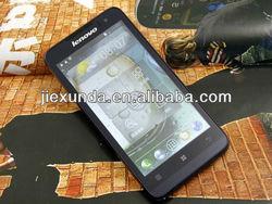 100% original Lenovo P770 MTK6577 Smartphone dual core Android 4.1 Phone OS 4.5inch IPS QHD screen 1GB RAM 4GB ROM dual sim card