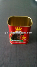 printing tin can for corned beef