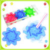 Plastic Promotional Blow Spinning Top toy