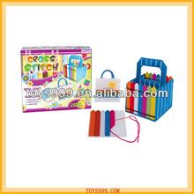 Manual Knitting Wool Cross Stitch Storage Box/Wool Cfaft for Beginner STP-226145