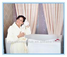 Bathtub with seat CWB3052B