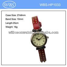 Latest girls wrist watch in Korea market