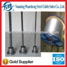 Galvanized Steel Wire Strand, Steel Wire Strand