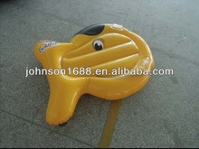 2012 new fashion PVC Inflatable Floating row for kids , 6P
