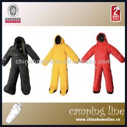 SLE00060 Outdoor Wearable Human Shape Sleeping Bag