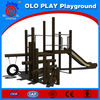 CE,ISO passed children used commercial playground equipment sale