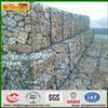 ASTM A-641 High Zinc Galvanized Gabion Boxes / PVC coated Gabion Baskets ( ISO, SGS, BV Factory +Lower prices )