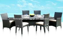 Different Sectional Dining Set - Garden New Design Idea