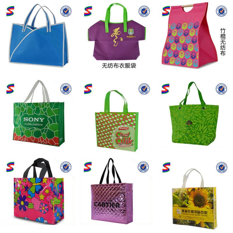 Fashionable Foldable Shopping Bag Foldable Recycle Bag