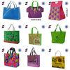 2014 fashion recyclable non woven shopping bag