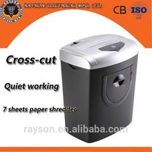 Rayson C-7 office machine Paper Shredder