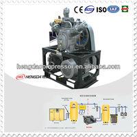 300 Bar Air Compressor 300 Bar Booster 300 Bar High Pressure Compressor