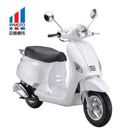 scooter for adults /vespa style gas scooter with EEC
