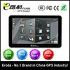 car gps navigation supoort MP3,MP4,7inch touch screen bluetooth avin+rear view camera gps navigator